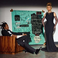 Beyonce and Jay Z team up with Tiffany and Co