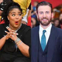 """Lizzo Thinks She and Chris Evans Should Star in """"The Bodyguard"""" Remake"""